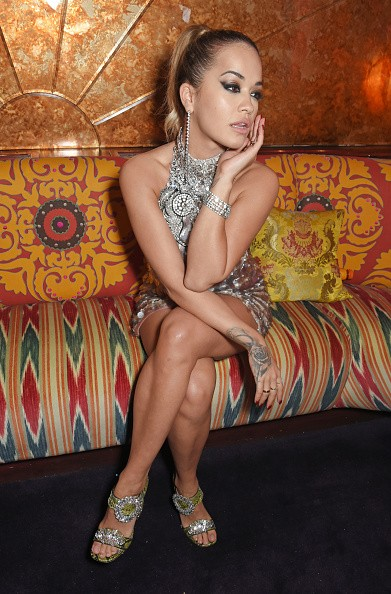 London Fashion Week,Rita Ora,Rita Ora hot photos,rita ora wardrobe malfunction,Rita Ora side boob,Rita Ora sexy photos,Rita Ora hot pics,Rita Ora at LFW bash,Rita Ora at London Fashion Week bash