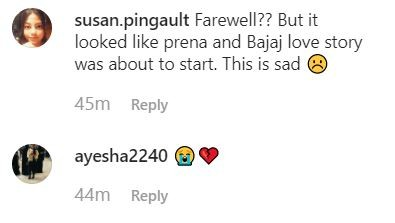 Fans on Karan Sigh Grover's exit from Kasautii Zindagii Kay 2