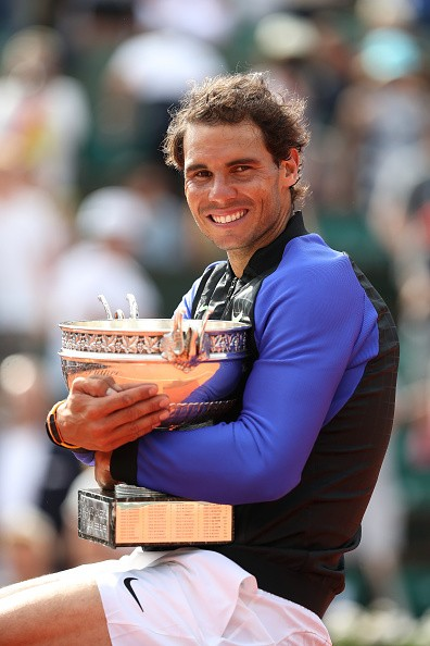 Rafael Nadal,Spaniard Rafael Nadal,Rafael Nadal wins 10th French Open title,French Open title,Rafael Nadal tenth French Open title,French Open title 2017
