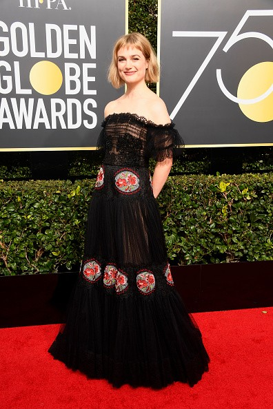 Blanca Blanco,Alison Sudol,Christina Hendricks,Golden Globes 2018,Worst dressed celebs,Worst dressed celebs at Golden Globes 2018,Worst dressed celebs at Golden Globes