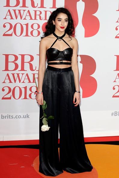 Rita Ora,Nadine Coyle,Dupa Lipa,Jade Thirwall,Jack Whitehall,Ronan Keating,Storm Keating,Tallia Storm,BRIT Awards 2018,BRIT Awards,celebs at BRIT Awards 2018