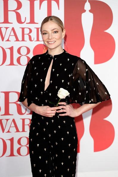 Dua Lipa,Maya Jama,Jessie Ware,Clara Paget,Adwoa Aboah,Brit Awards 2018,best dress at Brit Awards 2018,best dressed actresses,Brit Awards 2018 best dressed