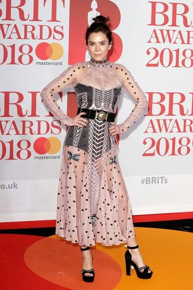Jess Glynne,IAMDDB,Raye,Noomi Rapace,Anna Friel,Louise Redknapp,Alice Dellal,Brit Awards 2018 worst dressed celebs,Brit Awards worst dressed celebs,worst dressed celebs