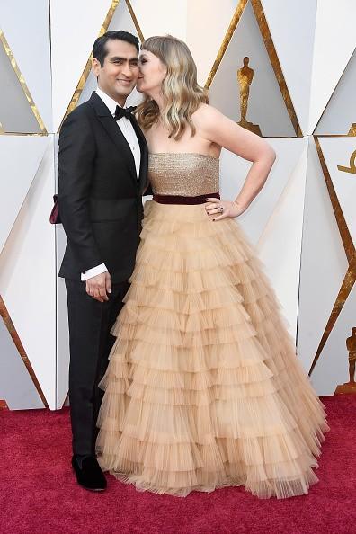 Oscars 2018,Oscars,90th Academy Awards,Joe LoCicero,Gina Rodriguez,Kelly Ripa,Mark Consuelos,Allison Janney,Steven Rogers