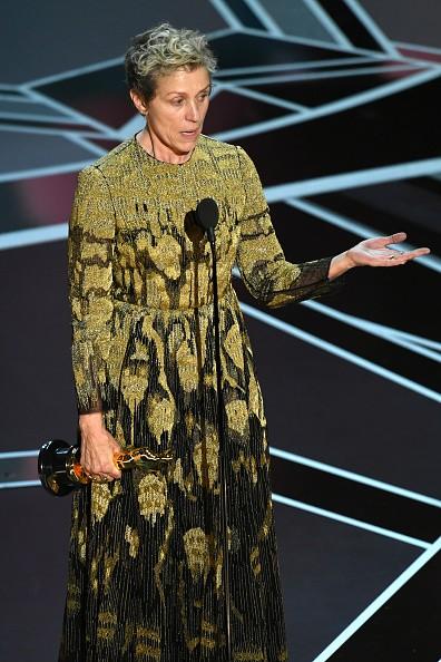 Guillermo del Toro,Frances McDormand,Gary Oldman,Kristen Anderson-Lopez,Robert Lopez,Sam Rockwell,Frances McDormand,Allison Janney,Oscars 2018,Oscars 2018 winners,Oscars winners