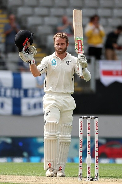 Kane Williamson,Kane Williamson hundred,Kane Williamson century,New Zealand vs England,New Zealand and England,New Zealand vs England  pics,New Zealand vs England images