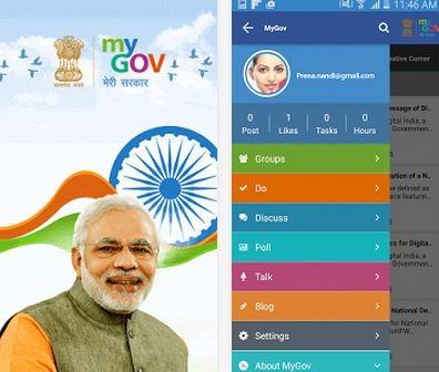 myGov (MyGovIndia) Android App