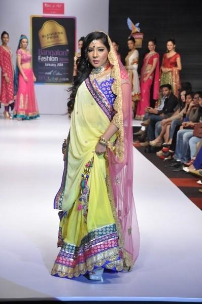 Blenders Pride Bangalore Fashion Week