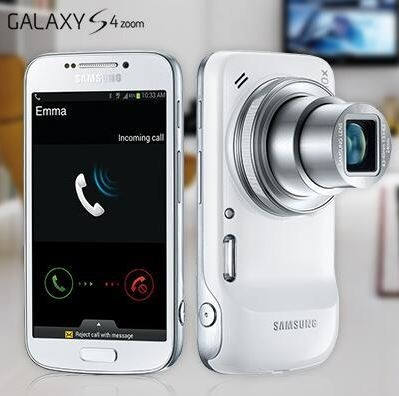 Samsung Galaxy S4 Zoom (Samsung Mobile India/Twitter)