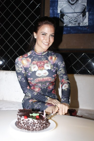 Celebs at Elli Avram Birthday Party,Elli Avram Birthday Party,Elli Avram Birthday Party pics,Elli Avram Birthday Party images,Elli Avram Birthday Party photos,Elli Avram Birthday celebration,Elli Avram,Elli Avram Birthday celebration pics,Elli Avram Birth