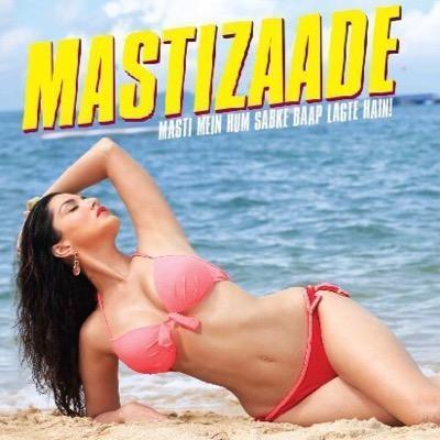 'Mastizaade' poster