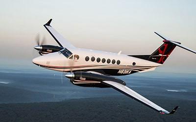 Beechcraft BE-350 King Air