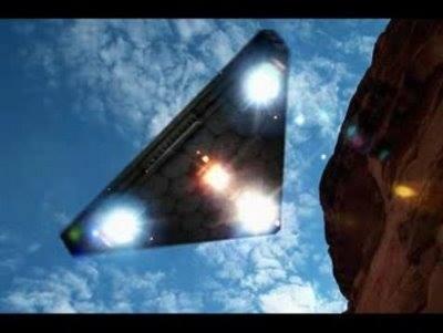 UFO, TR-3B, USAF,