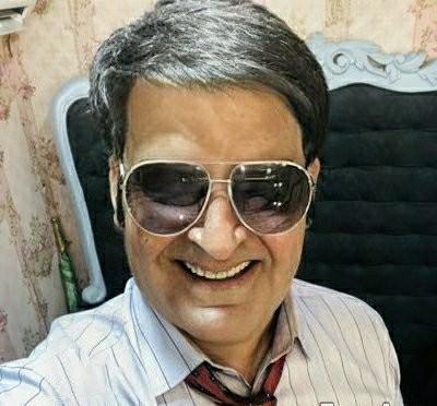 Kapil Sharma's FaceApp look look