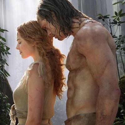 The Legend of Tarzan,The Legend of Tarzan first look,The Legend of Tarzan poster,Alexander Skarsgard,Margot Robbie,David Yates