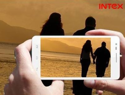 Intex Smartphone (Credit: Intex /Facebook)