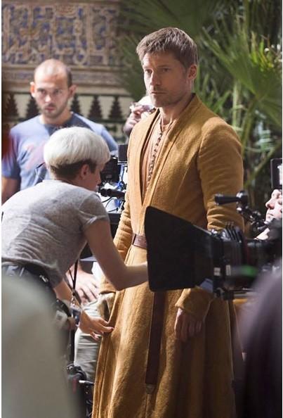 Jamie Lannister in Dorne