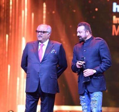 Sanjay Dutt,actor Sanjay Dutt,Sanjay Dutt wins Style Legend award,Style Legend award,HT Most Stylish