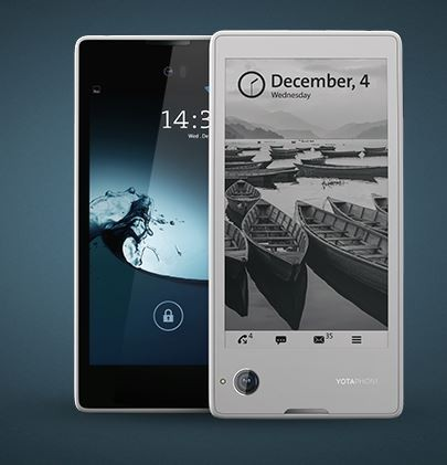 YotaPhone: World's First Dual-display Smartphone to Debut in India Soon