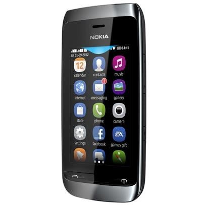 Nokia Asha 310 Available in India at ₹ 5601