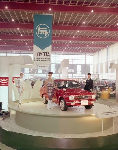 Happy 50th birthday Corolla