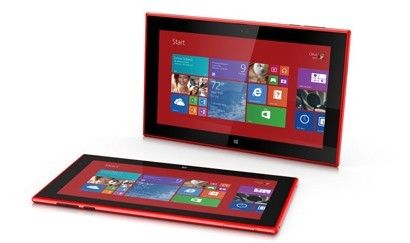 Nokia Lumia 2520 Tablet Windows RT