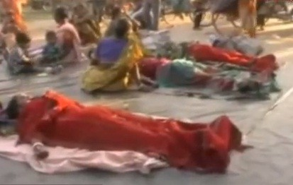 West Bengal Mass Sterilisation: Over 100 Women Dumped Unconscious in Field after Operation