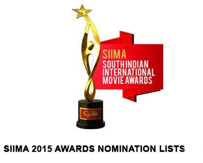 SIIMA Awards 2015