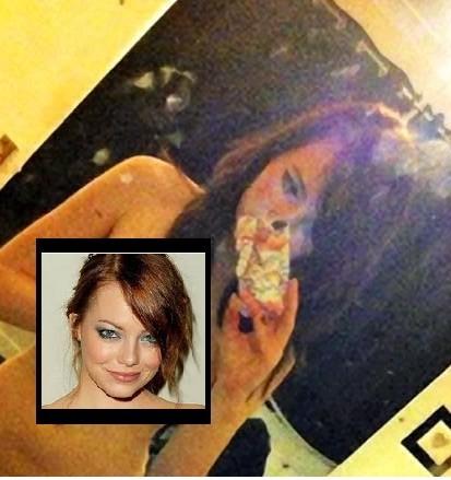 Fake Emma Selfie/Twitter