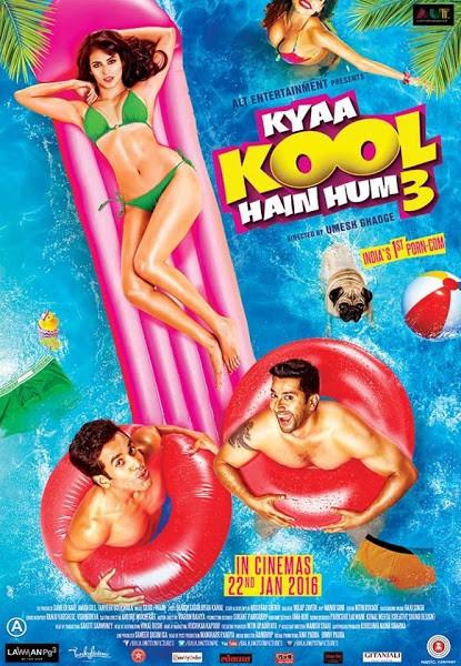 Kyaa Kool Hai Hum 3,Kyaa Kool Hai Hum,Kyaa Kool Hai Hum 3 first look,Kyaa Kool Hai Hum 3 poster,Tusshar Kapoor,Aftab Shivdasani,Mandana Karimi