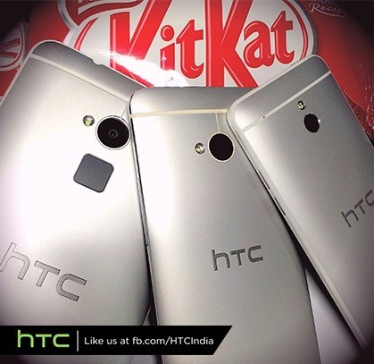 Android v4.4.2 KitKat Now Seeding to HTC One (Dual-SIM), One Max and One Mini in India