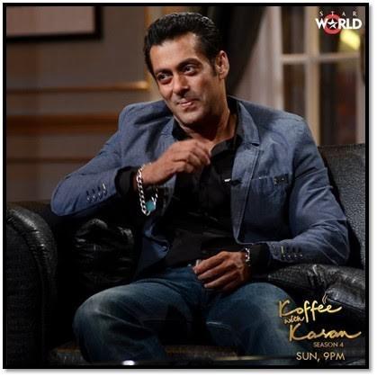 Salman Khan – Koffee With Karan