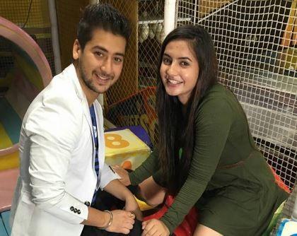 Udaan actors Paras Arora aka Vivaan and Meera Deosthale aka Meera dating?