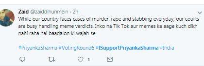 priyanka sharma tweet 5