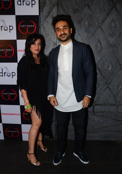 Vir Das,Netflix,Akashdeep Sehgal and Sheeba,Archana Puran Singh and Parmeet Sethi,Niharika Khan,Shaad Randhawa and Puja Thakkar,Shivani Mathur and Vir Das,Vir Das with wife Shivani Mathur and Boman Irani,Boman Irani,Sarah Jane Dias,Archanapuran Singh and