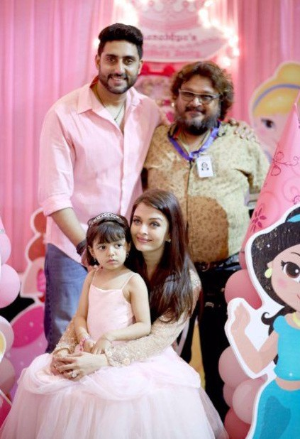 Aishwarya,Aishwarya rai Bachchan,Abhishek Bachchan,Aaradhya,Aaradhya birthday,Aaradhya birthday celebration,Aaradhya birthday bash,aishwarya aaradhya birthday party,princess-themed birthday bash,princess-themed birthday bash of Aaradhya