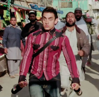 'PK' (14 Days) 2nd Week Collection at Box Office: Aamir Khan's Film Turns Fastest Rs 500 Cr Grosser