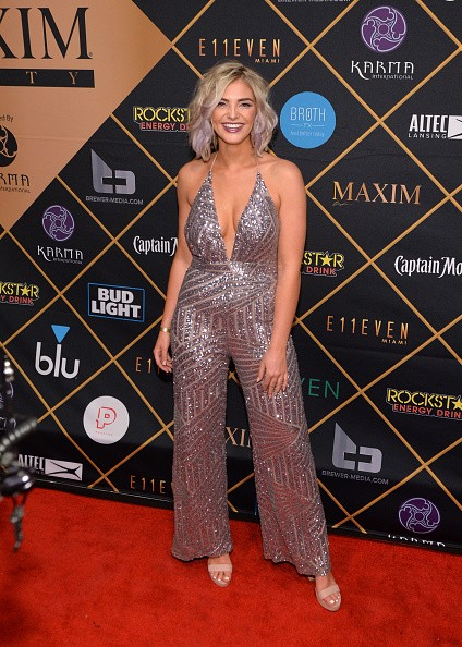 Khloe Terae,Olivia Caridi,Brandi Cyrus,DJ Bad Ash,Niykee Heaton,Maxim Super Bowl Party,Maxim Super Bowl Party pics,Maxim Super Bowl Party images,Maxim Super Bowl Party stills,Maxim Super Bowl Party pictures,Maxim Super Bowl Party photos