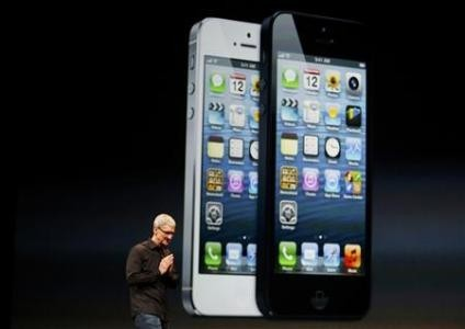 Apple iPhone 5 Preorder Time Begins After Midnight: Verizon, Sprint Details Announced