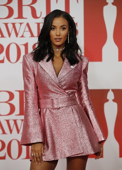 Dua Lipa,Maya Jama,Jessie Ware,Clara Paget,Adwoa Aboah,Brit Awards 2018,best dress at Brit Awards 2018,best dressed actresses,Brit Awards 2018 best dressed