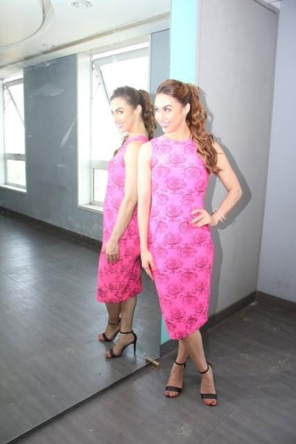 Jackky Bhagnani,Jackky Bhagnani photos,Lauren Gottlieb,Lauren Gottlieb photos,Welcome to Karachi,Welcome to Karachi promotions