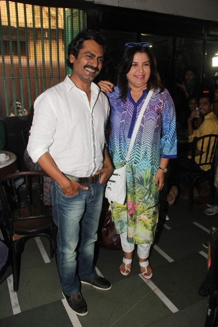 Nimrat kaur,farah khan,Nawazuddin Siddiqui,irani cafes,Irani cafes in mumbai,mumbai and cafes,ritesh batra,poetic license,the lunch box