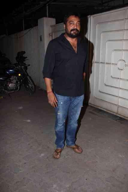 Anurag Kashyap attends 'Tanu Weds Manu Returns' Success Bash
