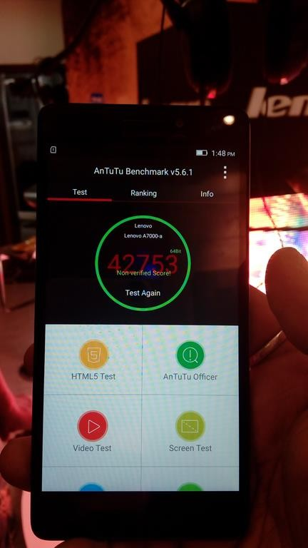 Lenovo A7000 First Impression: ₹ 8,999 Smartphone with