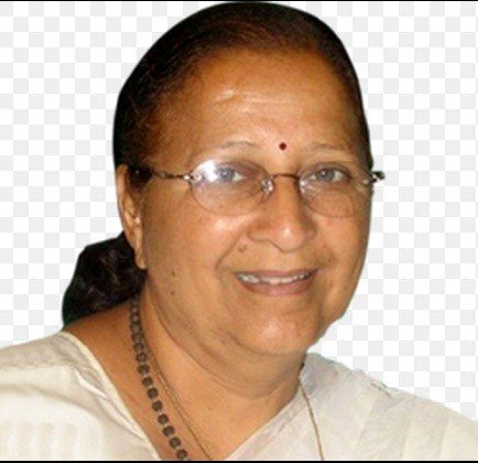 Lok Sabha on Friday Elected its second ever woman Speaker as party members unanimously decided to place BJP MP Sumitra Mahajan for the top post.
