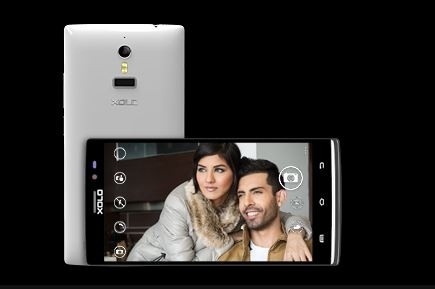 Xolo Q2100 with Ultra-Secure Fingerprint Sensor Launched in India