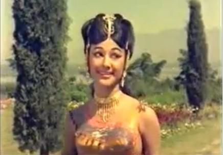 Manjula Vijayakumar (Screenshot from YouTube)