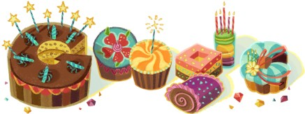 Google,Google birthday,Google 18th Birthday,Google Doodle,Google celebrates 18th birthday with a Doodle,Google celebrates birthday with a Doodle,Google birthday Doodle