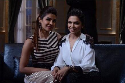 'Bajirao Mastani': Deepika Padukone-Priyanka Chopra to Groove to Larger-Than-Life Dance Number