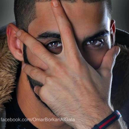 Omar Borkan Al Gala (Facebook)